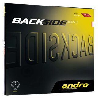 andro Belag Backside 2,0 D