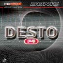 Donic Belag Desto F4  rot  2,0 mm